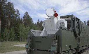 Новейшее оружие России: боевой лазерный комплекс