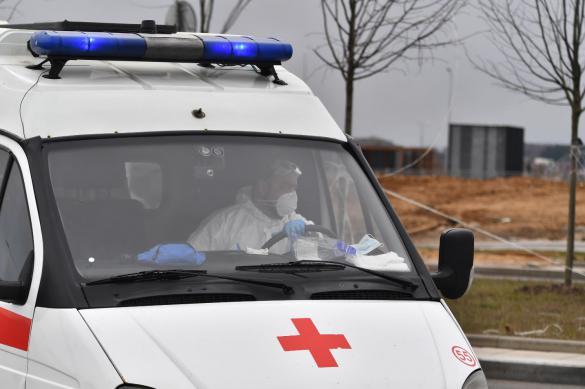 Женщина с коронавирусом сбежала из больницы в Чебоксарах