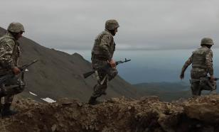 Армения и Азербайджан возобновили бои на границе