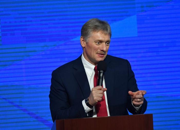 """Песков оценил политизированность заявлений ЕС о """"Спутнике V"""""""