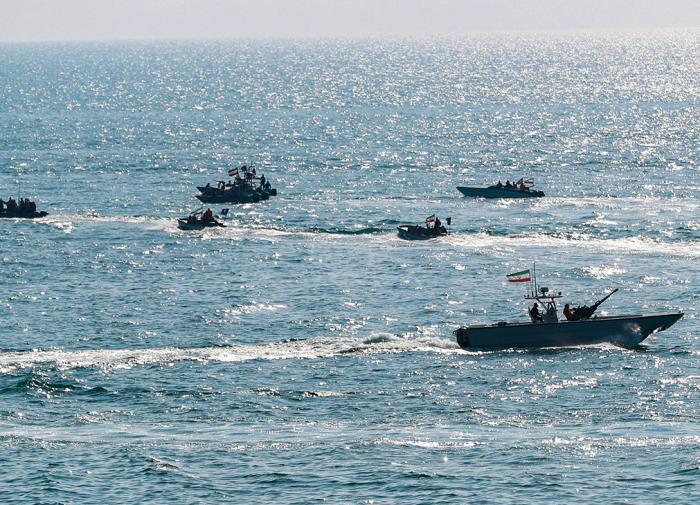 Британцы обвинили Иран в очередном нападении на корабль в Оманском заливе