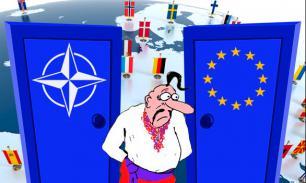 Отчет ЕС по Украине - одна сплошная ложь. Зачем?