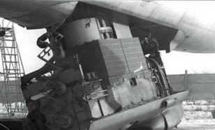 Новейшее оружие России: атомный самолет с ядерным двигателем