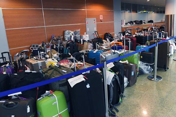 В Госдуме предложили значительно повысить штрафы за задержку багажа
