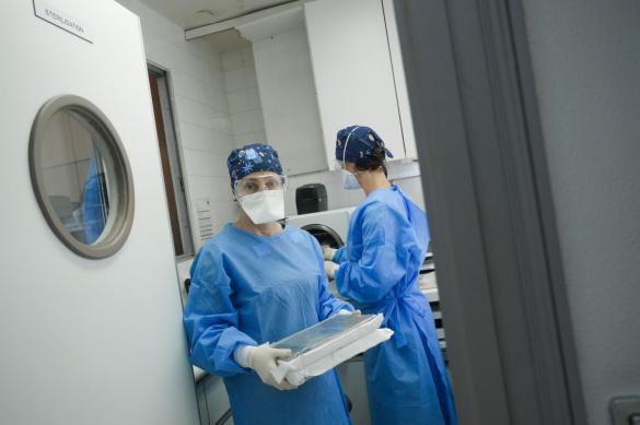 Врач предупредил о стремительном развитии коронавируса в организме