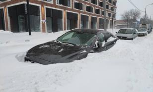 Стало известно, когда московские дороги очистят от снега