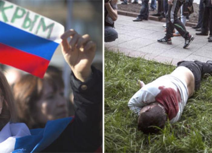 """Российский политолог ответил на угрозы Украины """"захватить"""" Крым"""