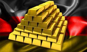 Германия спасает свое золото от Трампа?