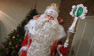 Дед Мороз рассказал, что подарит Путину на Новый год