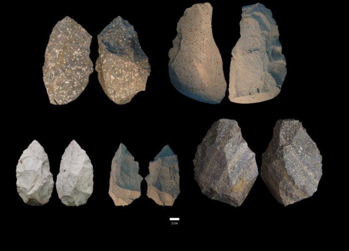 Археологи из Израиля раскрыли секрет обработки древних орудий из камня