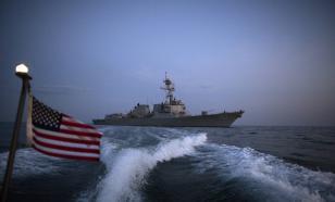 Корабли НАТО подошли к российским кораблям-трубоукладчикам
