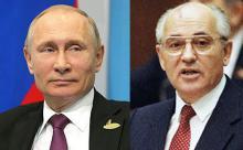 Рейтинг Путина сравнялся с рейтингом Горбачева в 1989 году