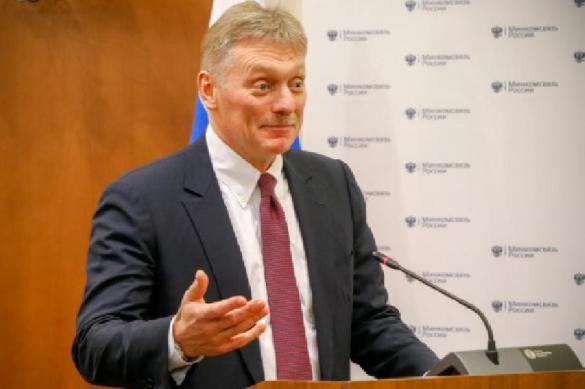 Песков прокомментировал снятие обвинений с Трампа