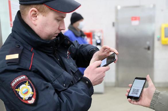 21 регион в России вводит систему электронных пропусков