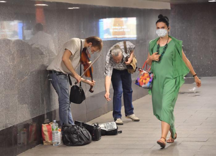 Больше 160 россиян за сутки скончались от коронавируса