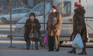 Много умирает, мало рождается: население России пошло на убыль