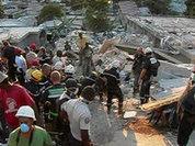 Гаитянку спасли на 15-й день после землетрясения