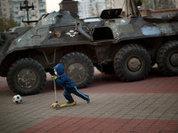 Украинских детей насильно заберут в детдома