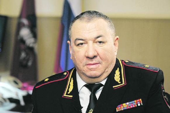 Начальник полиции Москвы ушел в отставку