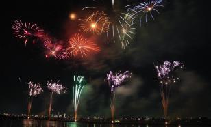 В Томске на Новый год пройдет мощное огненное шоу