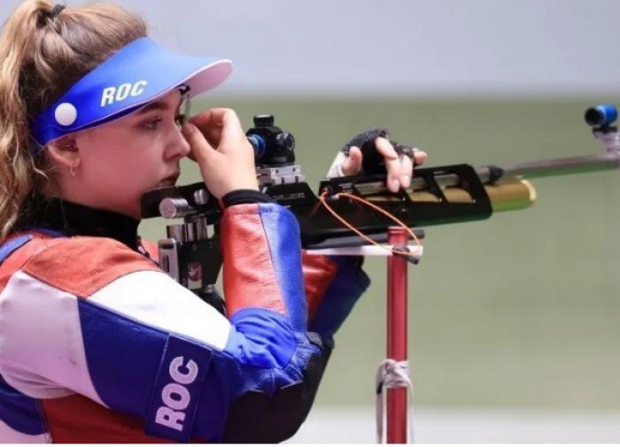 Россия завоевала первую медаль на Олимпиаде в Токио