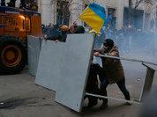 Украину продолжает лихорадить