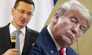 Поляки похвалили Трампа, не поддавшегося Путину