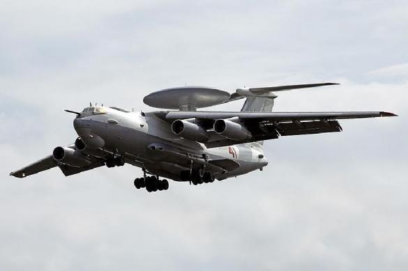 """Как устроен """"летающий штаб"""" самолет обнаружения и управления А-50"""