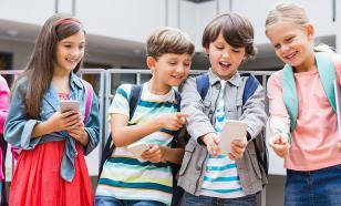 Использование смартфонов негативно влияет на успеваемость учащихся