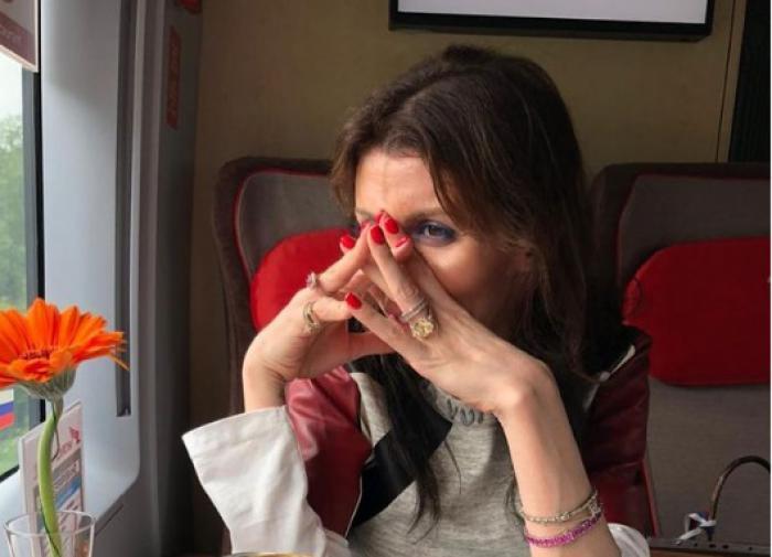 Алиса Аршавина пожаловалась на своё плачевное состояние