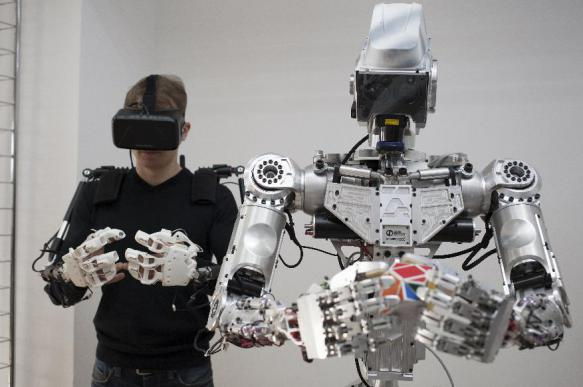 Новый робот Роскосмоса будет тёзкой внука Рогозина