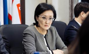 Мэр Якутска сообщила о намерении уйти в отставку