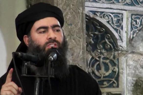 В Пентагоне ответили на новую видеозапись с аль-Багдади
