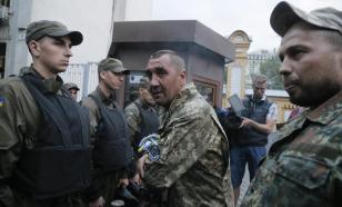 """Напавший на Порошенко боец """"Азова"""" оказался россиянином"""