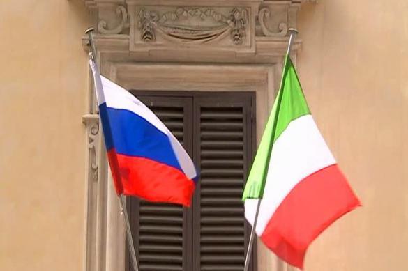Российские военные специалисты начали покидать Италию