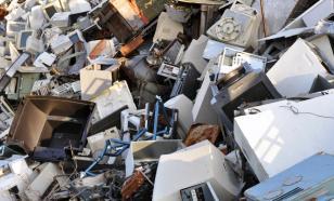 В 2019 году объем электронных отходов достиг рекордных показателей