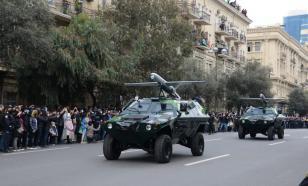 Парад в Баку — в Ереване траур