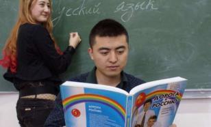 """Языковые патрули в Казахстане напоминают """"мовние патрули"""" на Украине"""