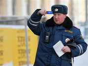 Водитель переплыл Урал, спасаясь от ДПС