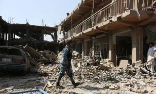 В Кабуле прогремел третий за сегодняшний день взрыв