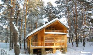 Коттедж в Подмосковье можно арендовать за 30 тысяч в месяц