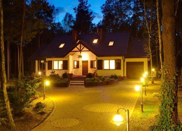 Создаем вечернее освещение в саду
