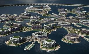 Проект плавучего города будущего представили в ООН