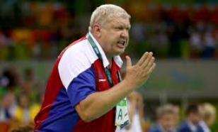 Место Трефилова в женской сборной России по гандболу занял Мартин