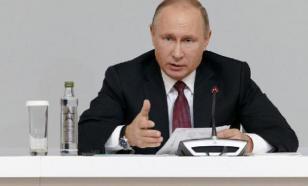 Путин объяснил идею о гражданстве президента