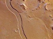 Куда утекли марсианские реки?