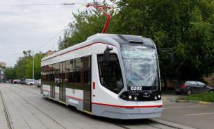 Латвия боится за свой имидж из-за покупки российских трамваев