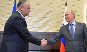 Президент Молдавии будет просить у Путина скидок на российский газ