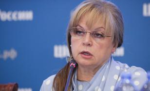 Памфилова не увидела нарушений в победе уборщицы на выборах