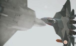 США применят F-35 в Сирии против Су-57 и русской ПВО?